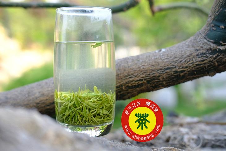 信阳毛尖茶水颜色 www.shihegang.com
