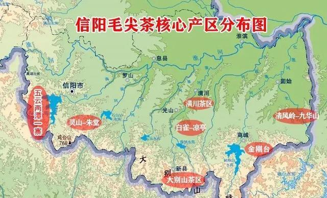 你没喝过的信阳毛尖大山茶有哪些特点?www.shihegang.com