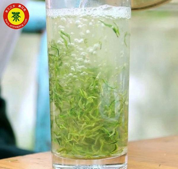 信阳毛尖绿茶冲泡多少温度合适,85℃合适吗?