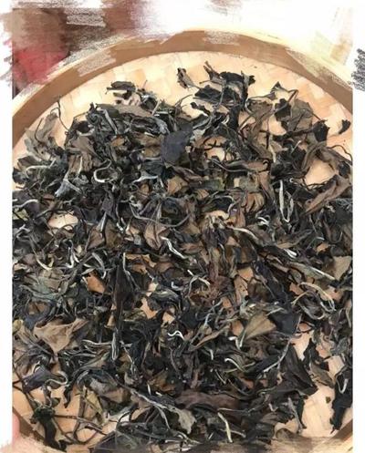 所谓的红叶白茶