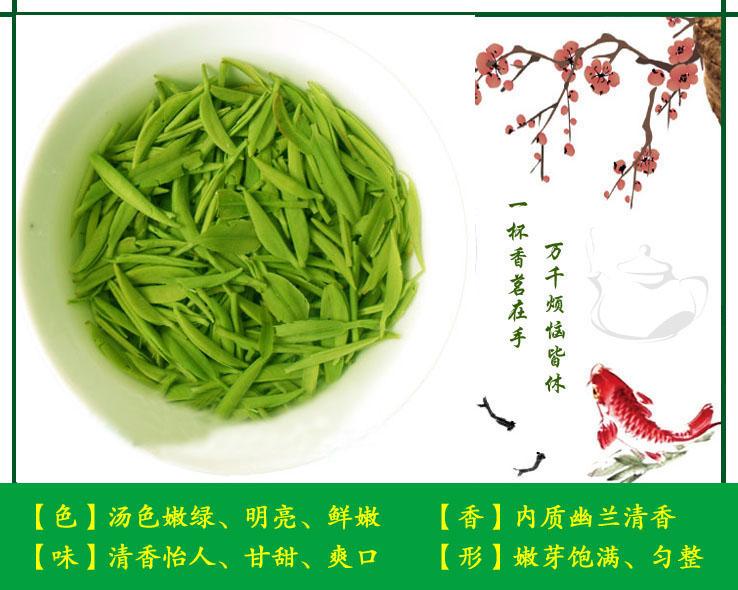 茶叶 浉河港|信阳毛尖 2021新茶【白露三级】500克 绿茶 9月10日 秋茶